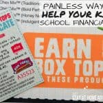 Painless Way to Help Your Kids' School Financially