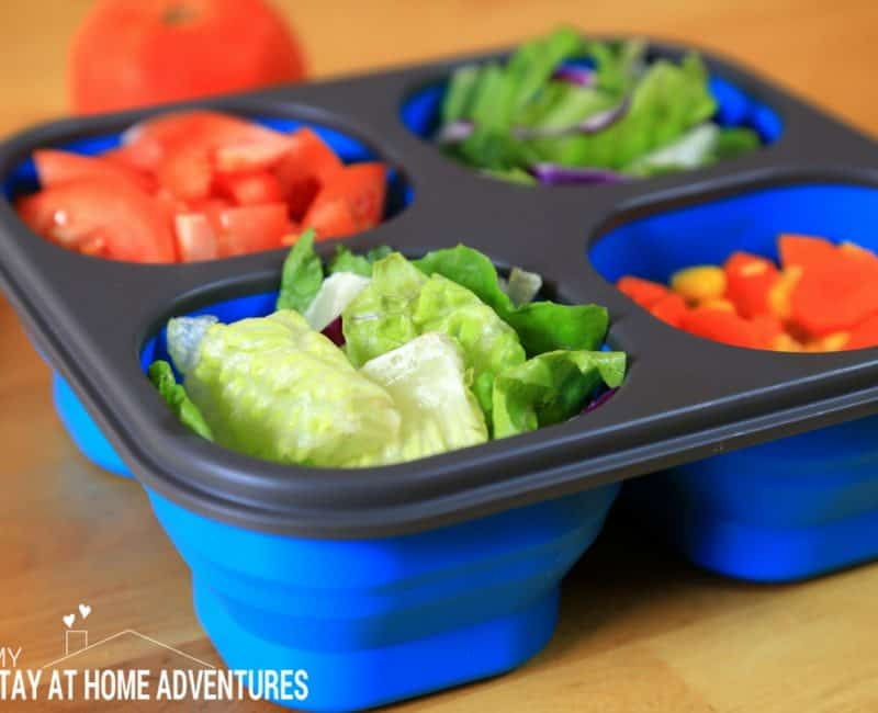 Portion Perfect Lunch On The Go Plus Giveaway