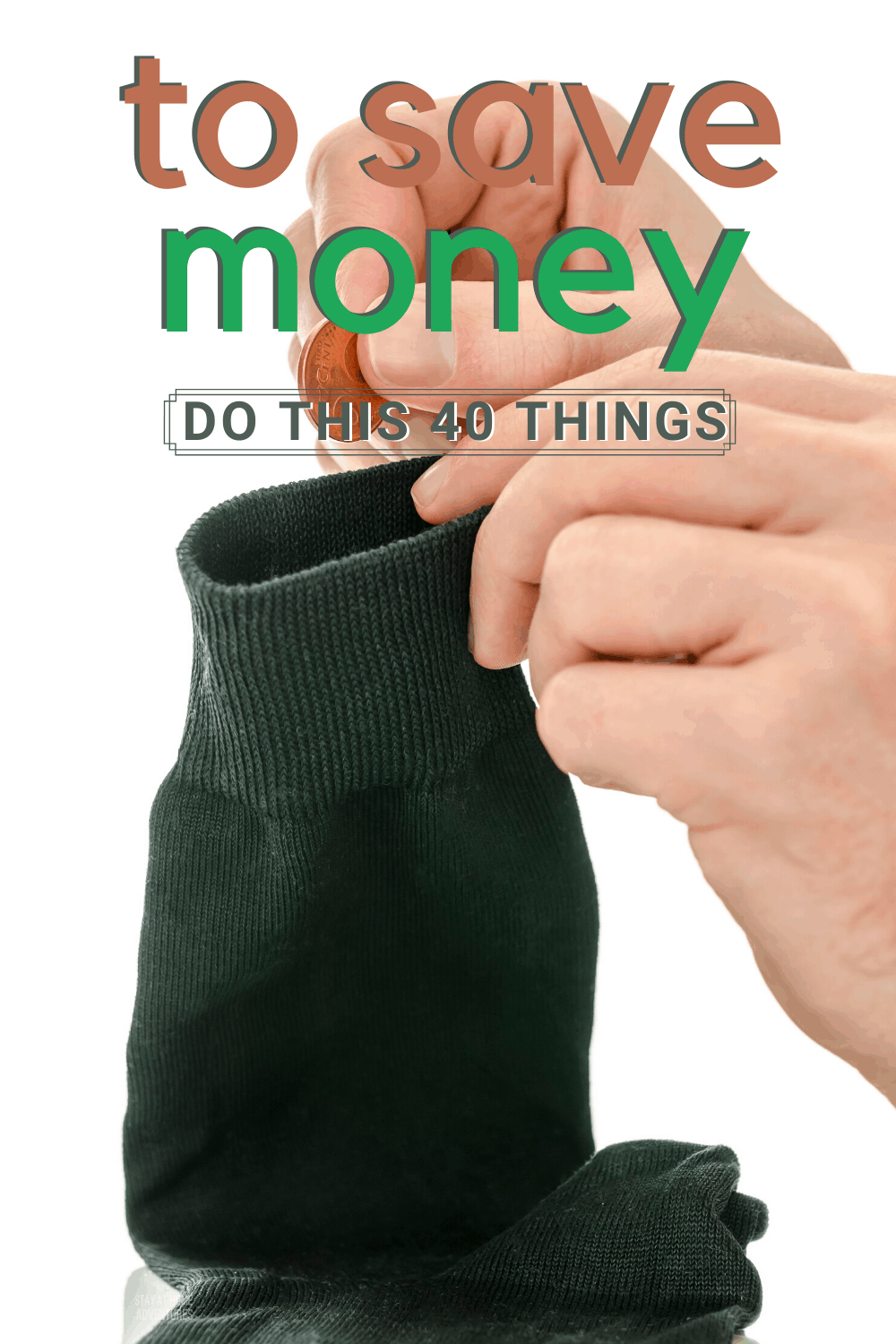 Learn how to reduce expenses and save money with these 40 ways to save money from just about everything things you can do to things you never thought about. via @mystayathome
