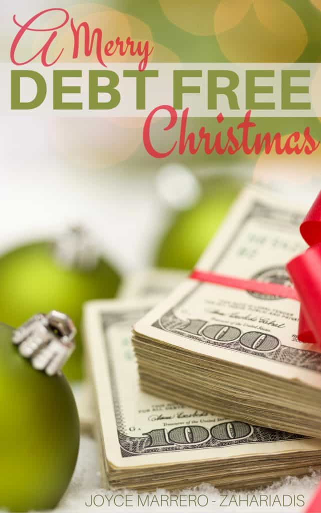Want to enjoy a debt free Christmas? Learn how you can enjoy this holiday season without stressing over finances. Get Debt Free Christmas eBook free!