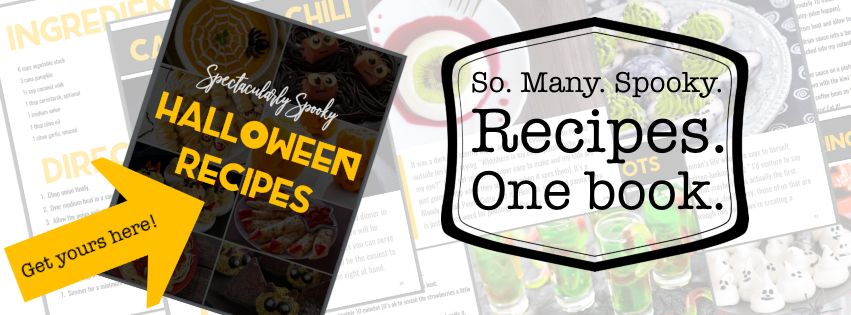 Halloween recipes that are spooky.