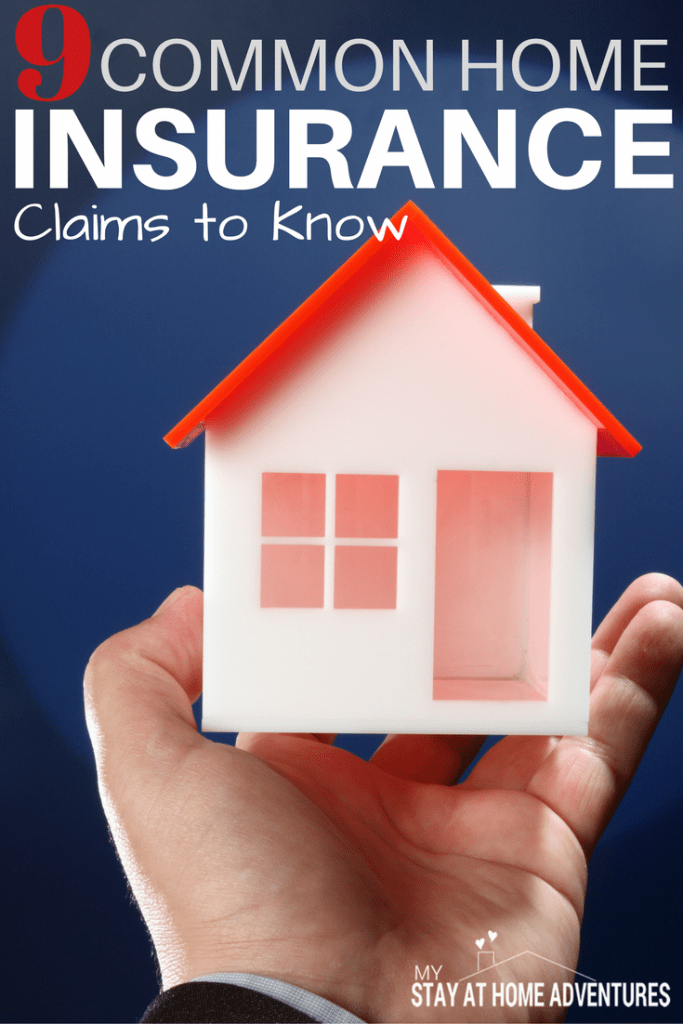 Being proactive and taking some precautionary measures, even if the worst did happen, you'd be covered. Here are 9 Common Home Insurance Claims to Know.