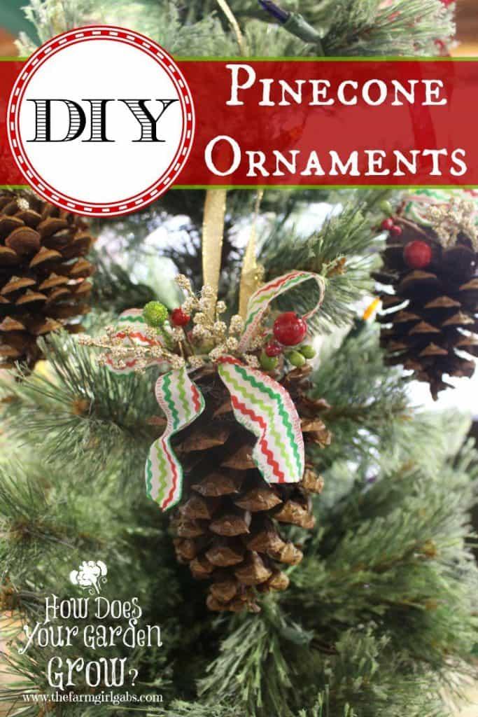 http://thefarmgirlgabs.com/rustic-pinecone-ornaments/