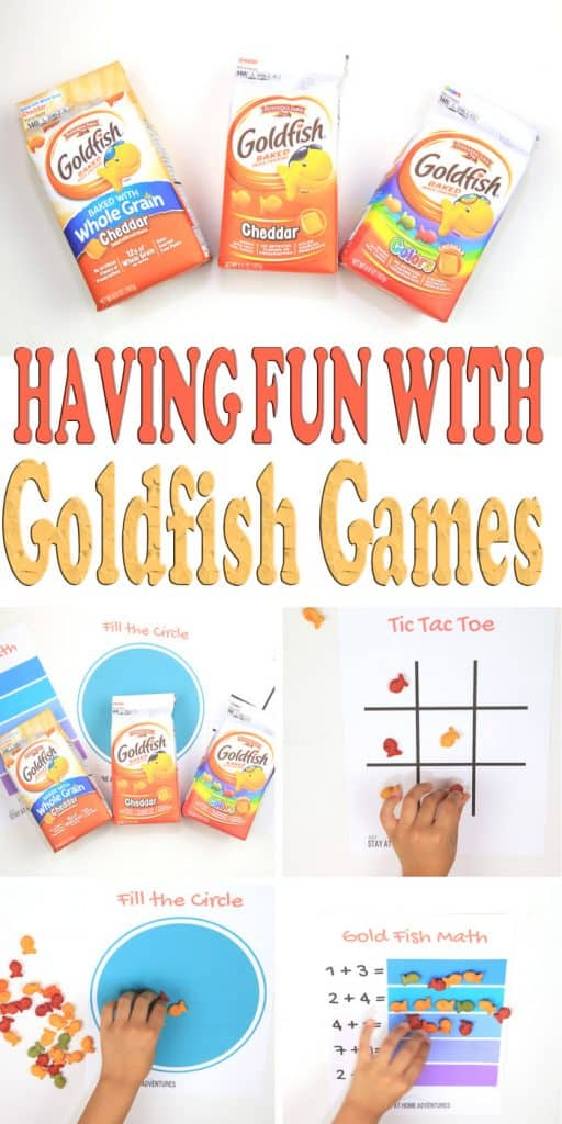 Learning should not be boring, and for this reason, we found the best fun and educational Goldfish crackers games your child will love.