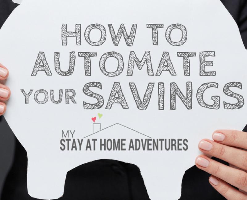 5 Painless Ways to Automate Your Savings