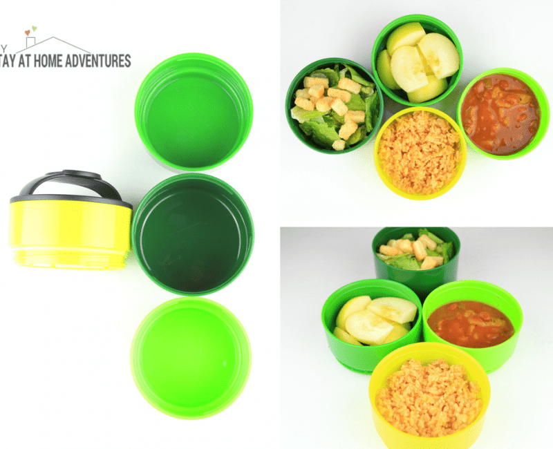 Perfect Portion Stackable Meal Tower Review & Giveaway