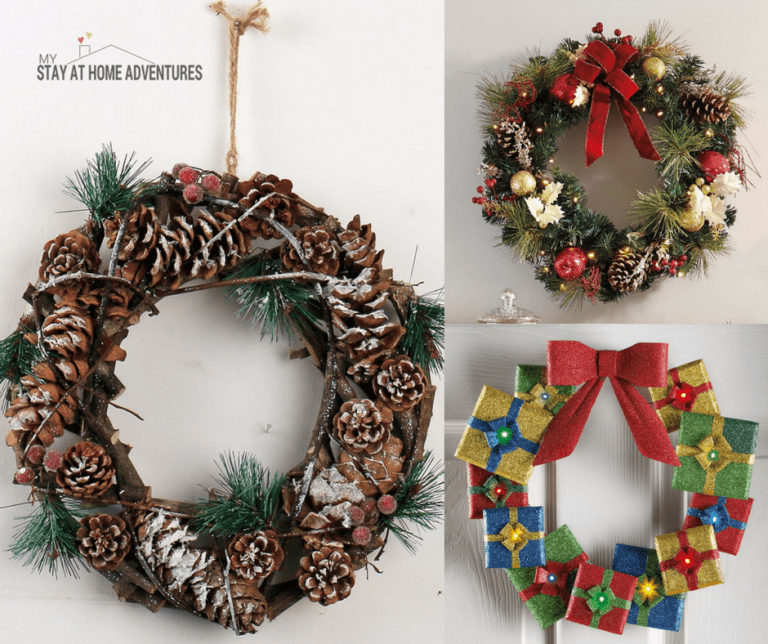 The Best Christmas Wreath Ideas & Inspirations