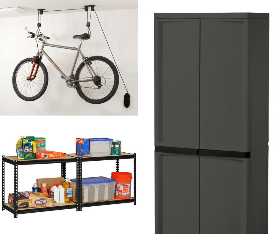 Garage Organization Ideas - Get inspire with these ideas.