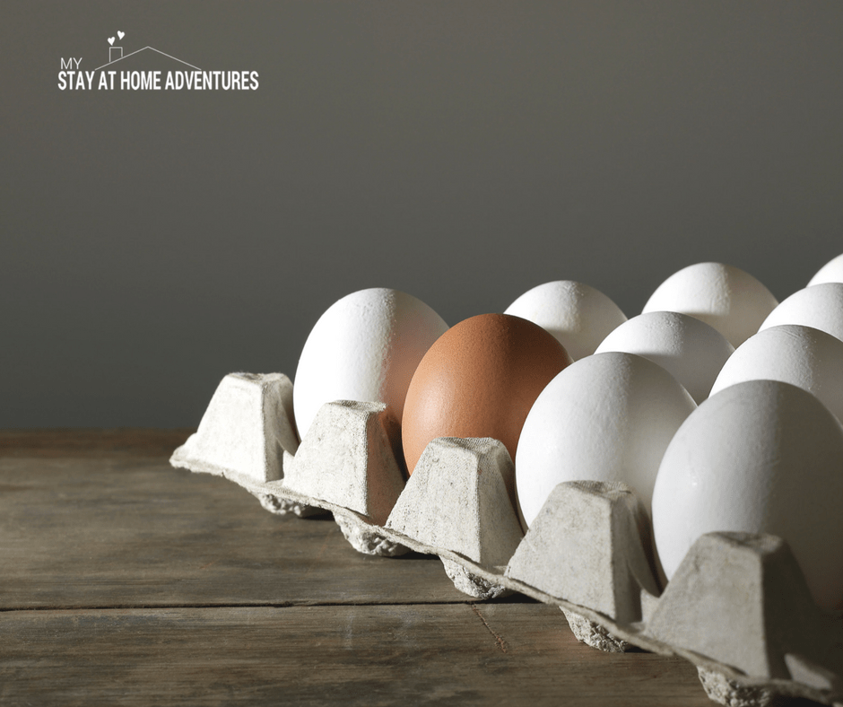 Eggs are a top pantry essential to have in your home.