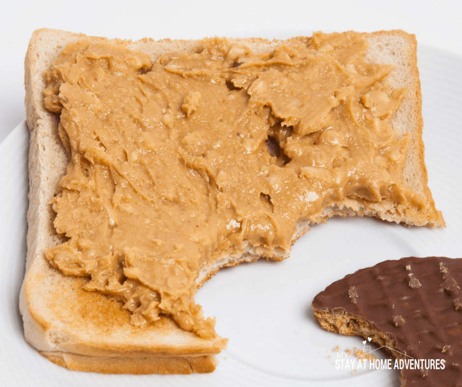 Pantry staple on a budget, peanut butter is one of the best.
