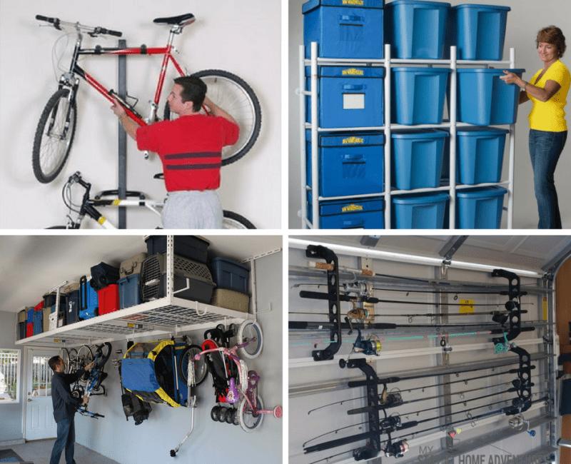 21 of the Best Garage Organization Ideas