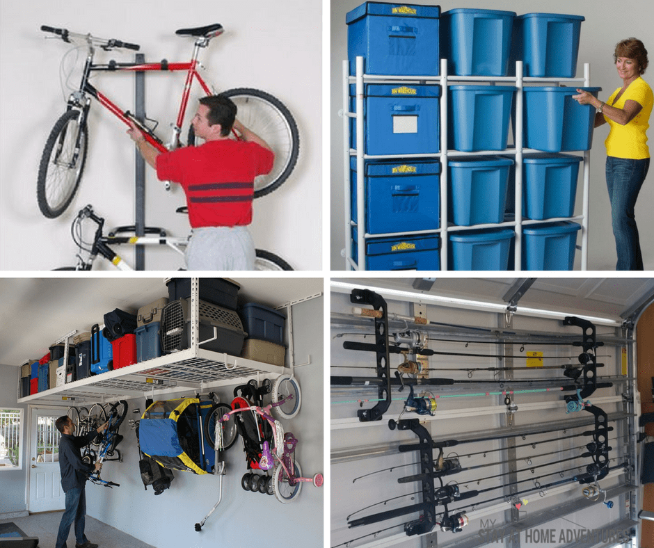 Cool Garage Ideas 16: 21 Of The Best Garage Organization Ideas * My Stay At Home