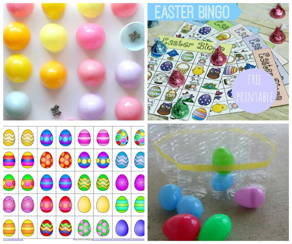 Inexpensive Easter Games for the Whole Family