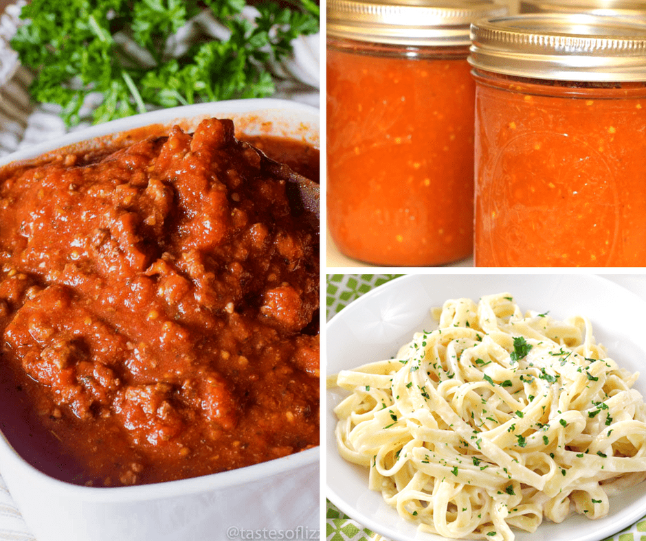 Homemade Sauce Recipes You Need to Try