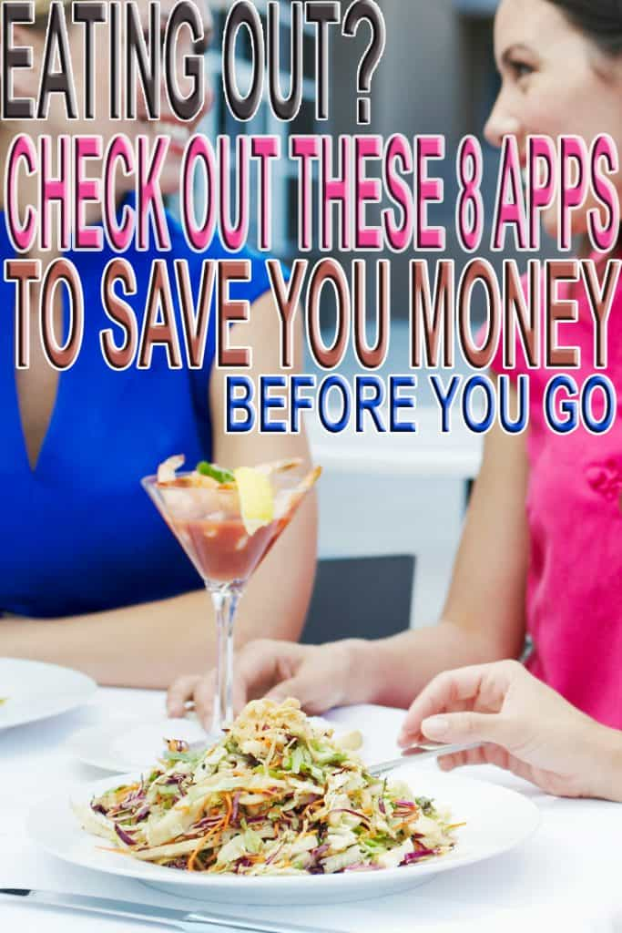 Want to go out and eat out but don't want to spend too much? Check out 8 best apps to save you money on eating out and not worry about your budget.