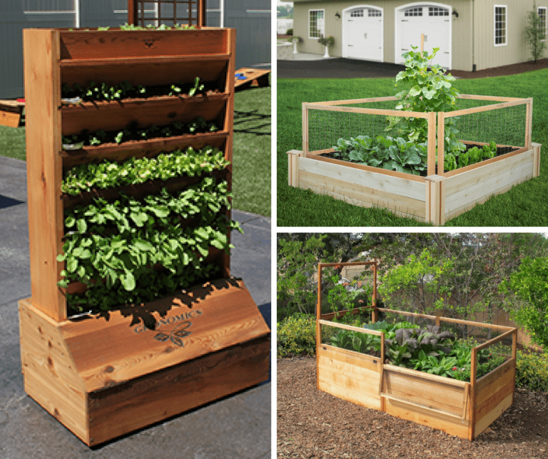 18 Raised Garden Bed Ideas & Inspirations