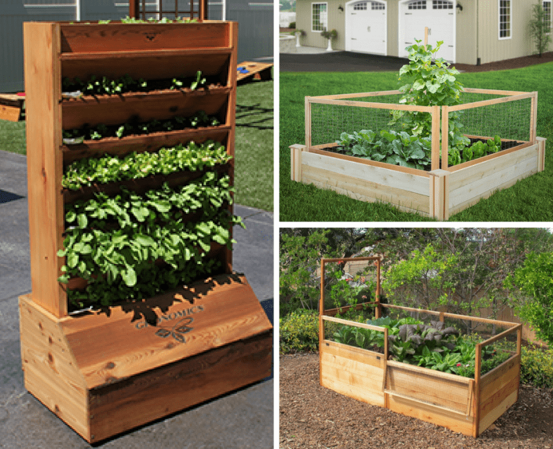 18 Raised Garden Bed Ideas & Inspirations