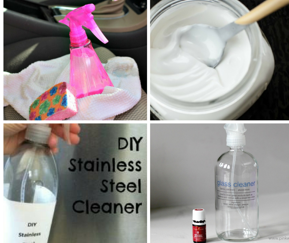 DIY home cleaning recipes are good for everyone! Yes, everyone! Yourself, your family, the environment and your wallet! Learn 12 of the best DIY home cleaning recipes that you might not have ever tried and see for yourself why we love them!