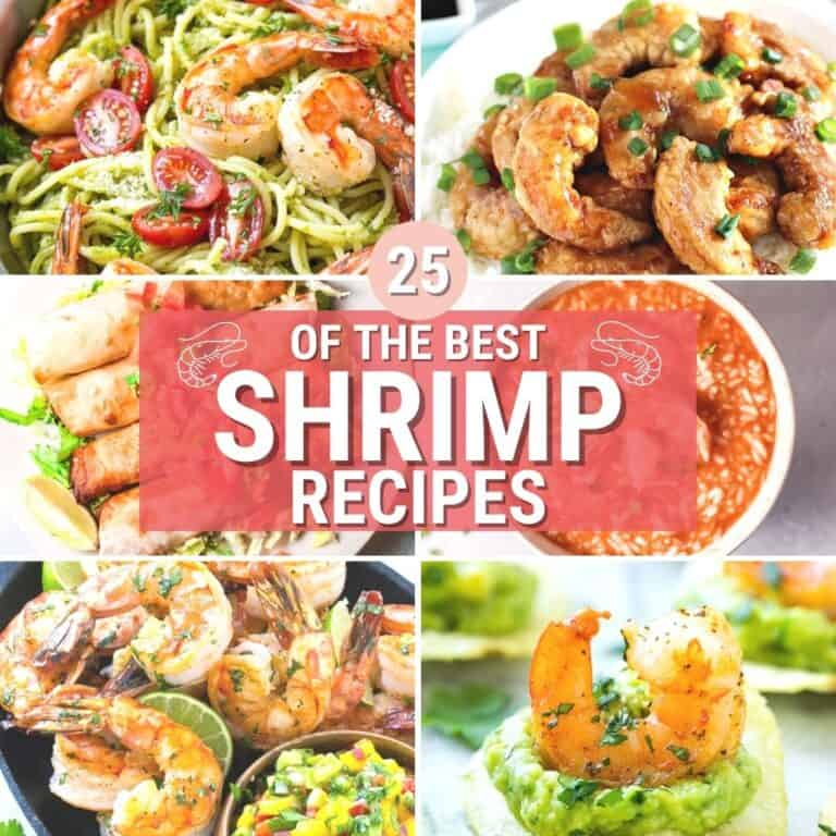 25 (Mouthwatering) Shrimp Recipes to Make For Dinner!