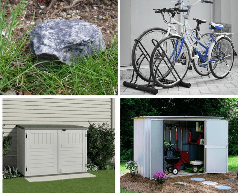 15 of The Best Yard Organization Ideas