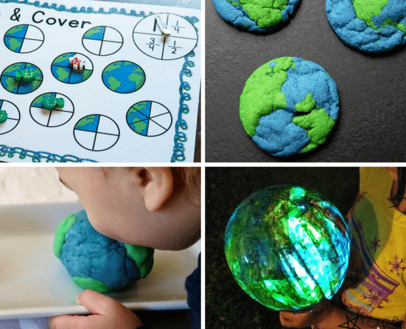 21 Earth Day Craft For Kids To Make This Year