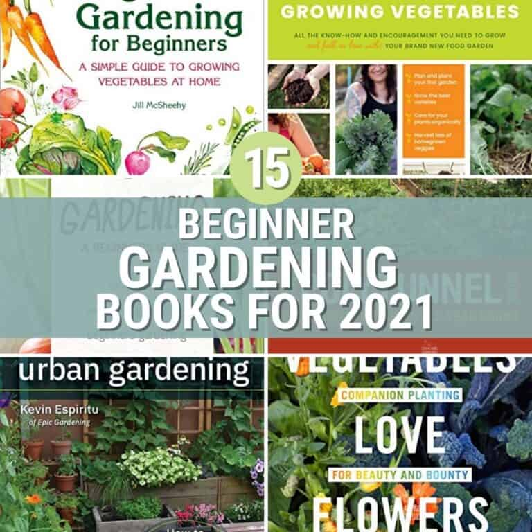 15 Beginner Gardener Books We Must Read This Season