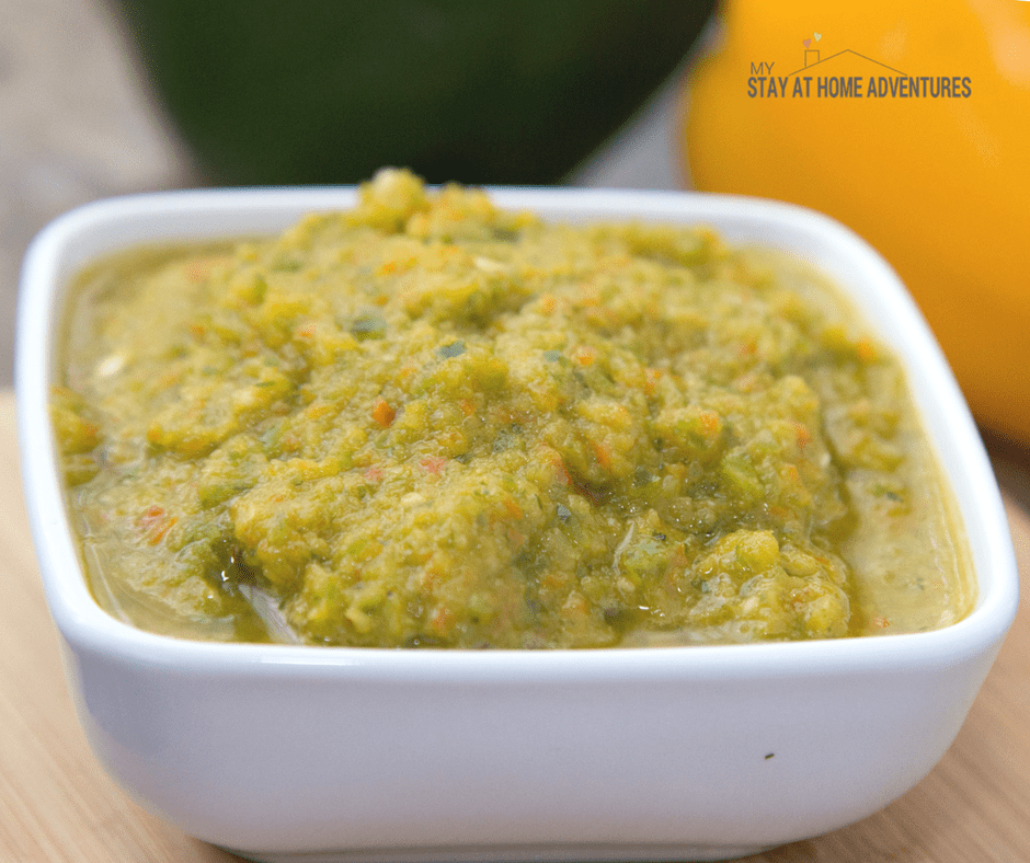 Looking for a simple basic sofrito recipe? Check out this homemade sofrito recipe that is quick and easy to make and will leave your food tasting amazing!