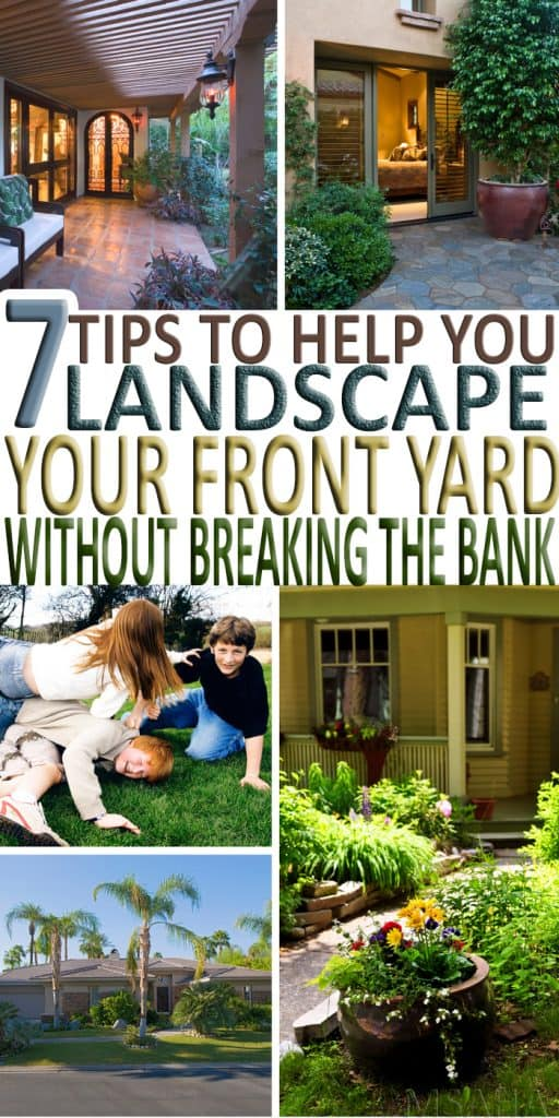 How To Landscape Your Front Yard