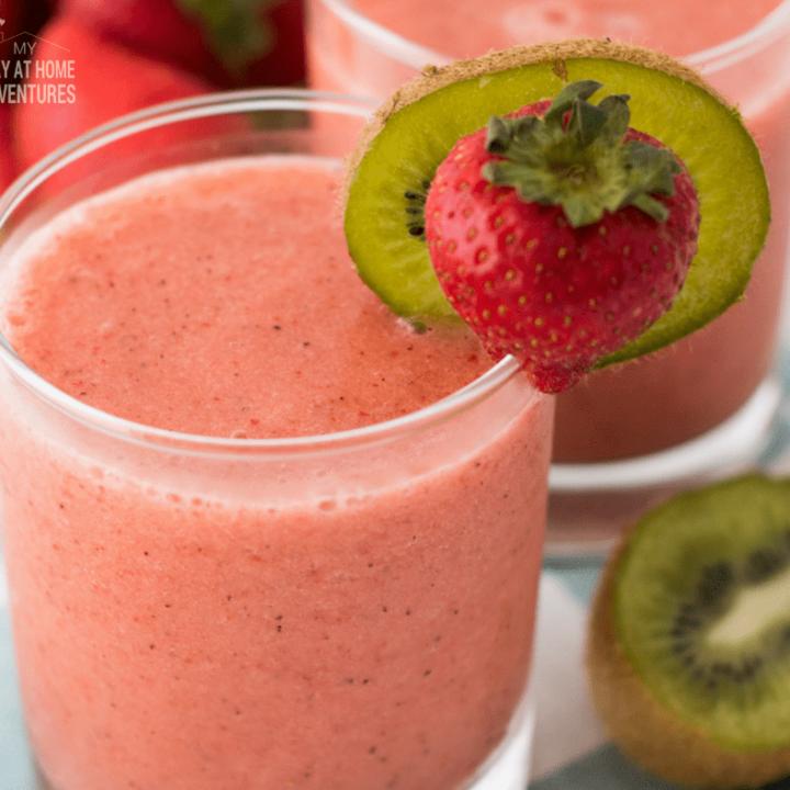 Strawberry Kiwi Slush Recipe