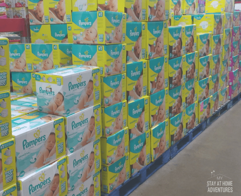 4 Reasons To Buy Diapers In Bulk