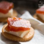 Pasta De Guayaba Con Queso Recipes / Guava Paste With Cheese Recipes