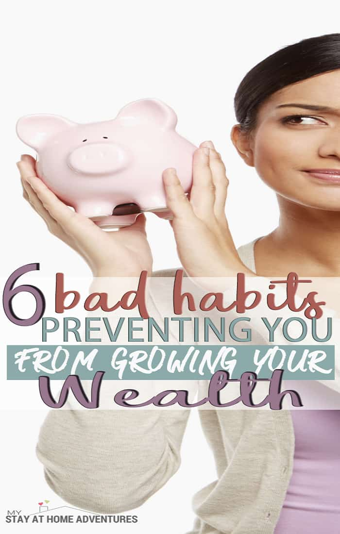 If you think that wealth is just about money, then you have it all wrong. Learn six reasons why money is not wealth. via @mystayathome