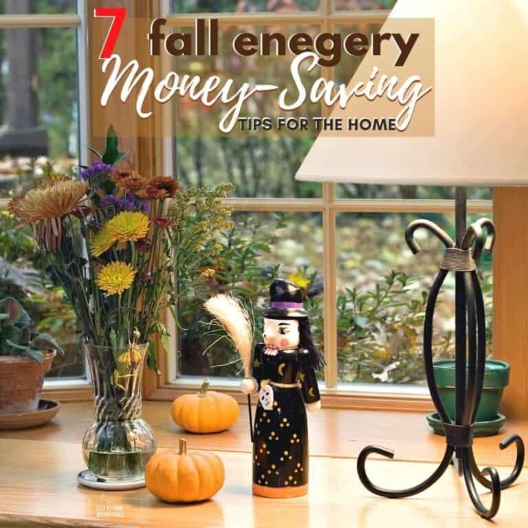 Fall Energy Saving Tips To Help You Save Money