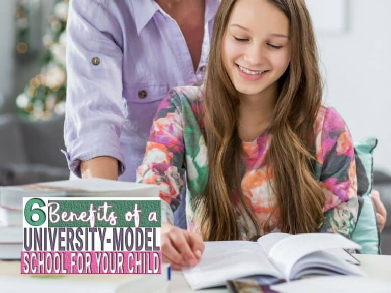 6 Benefits of a University-Model School for Your Child