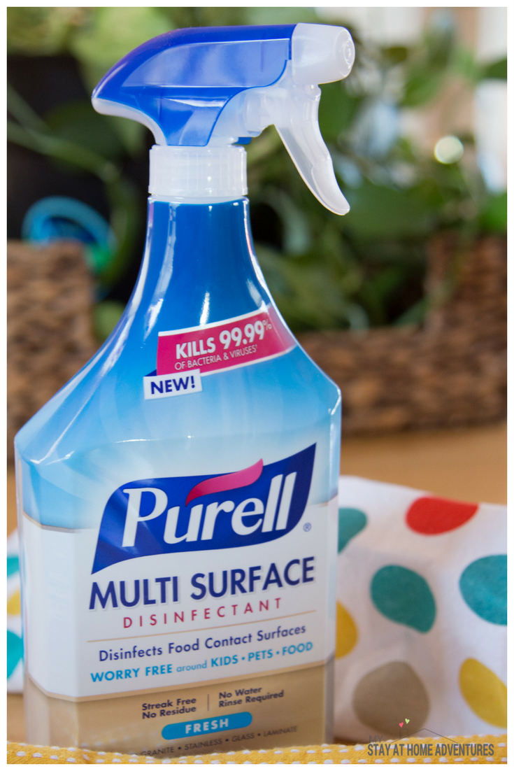 Enjoy a flu-free season in your home without breaking the banks. All you need to do is follow these tips and create new habits for a flu-free season! #PURELLSurface #IC#DisinfectWorryFree #Ad