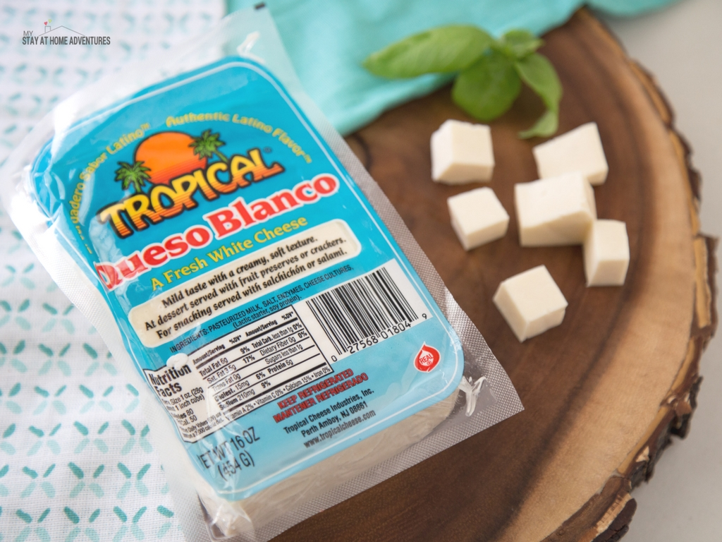 Tomato and Potato Soup With Tropical Queso Blanco IP Recipe