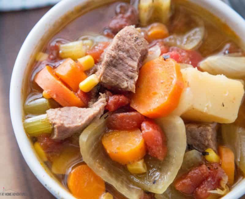 Instant Pot Sopa De Carne / Puerto Rican Beef Soup