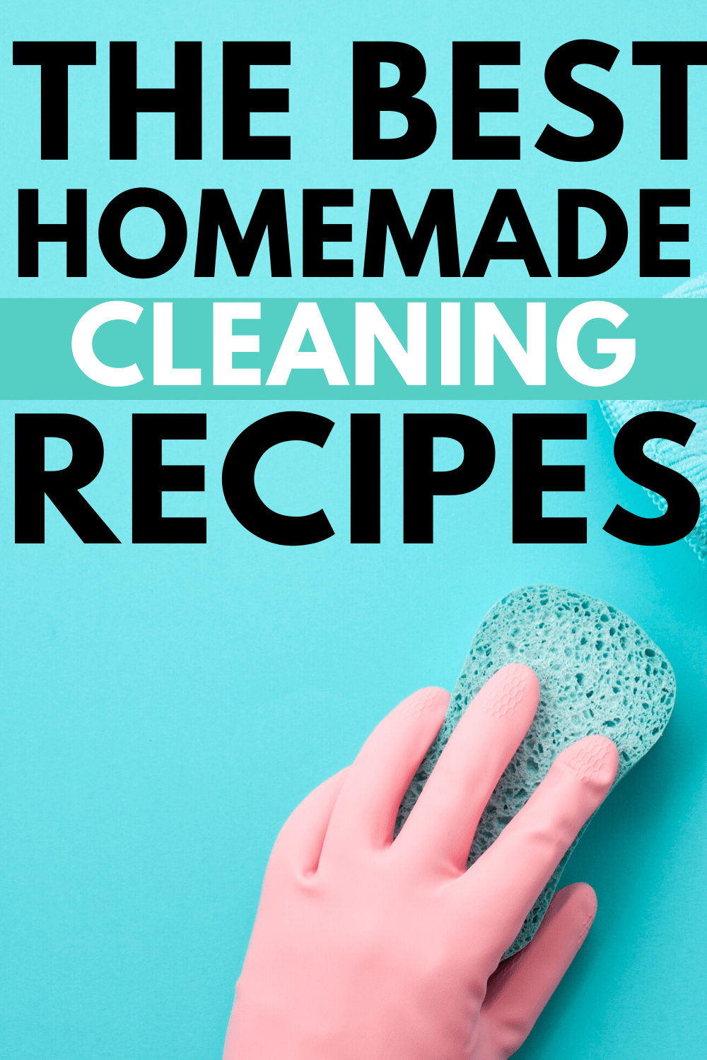 Clean your home with these DIY home cleaning recipes and avoid dealing with harsh chemicals. Download the free printable and enjoy these DIY home cleaners. via @mystayathome