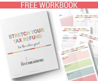 Stretch Your Tax Refund