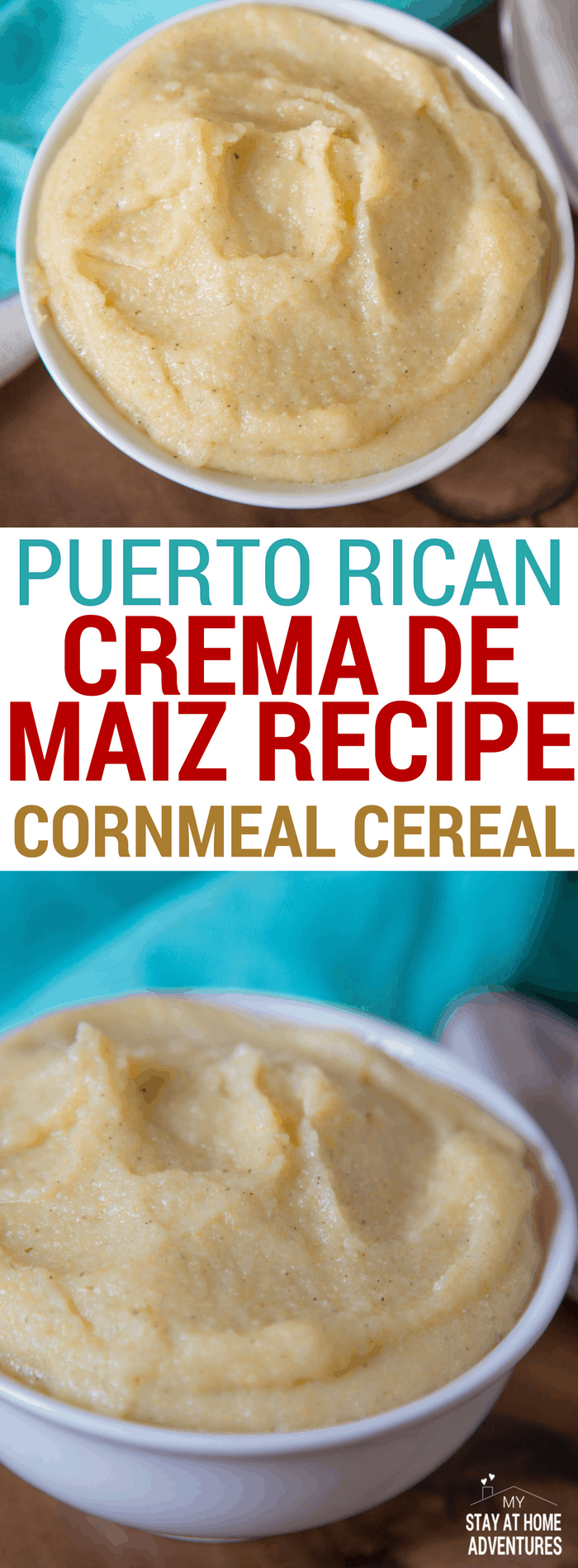 When it comes to Puerto Rican breakfast, Crema de Maiz is one of my favorite childhood cornmeal cereal recipes. Learn how you can make this delicious recipe that you and your family are going to love.