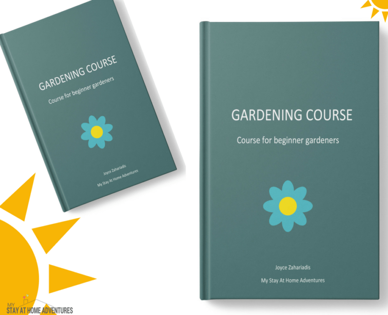 Free Gardening Course for Beginners (and a surprise for completing it!)