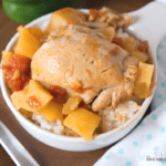 Instant Pot Pollo Guisado Recipe or Puerto Rican Chicken Stew