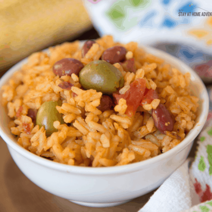 Instant Pot Arroz Con Habichuelas Puerto Rican Rice And Beans