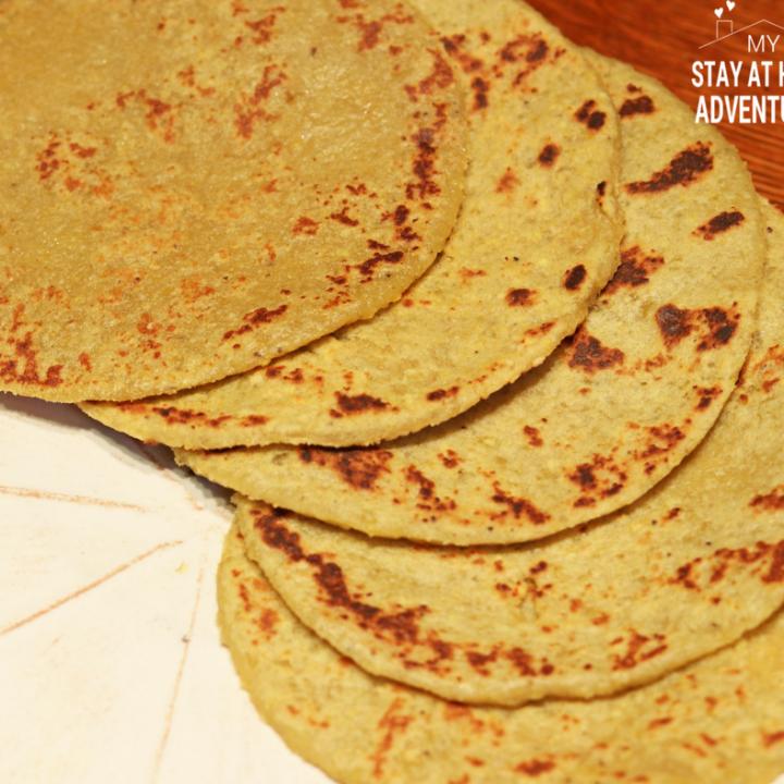 Tortillas de Platanos (Plantain Tortillas)