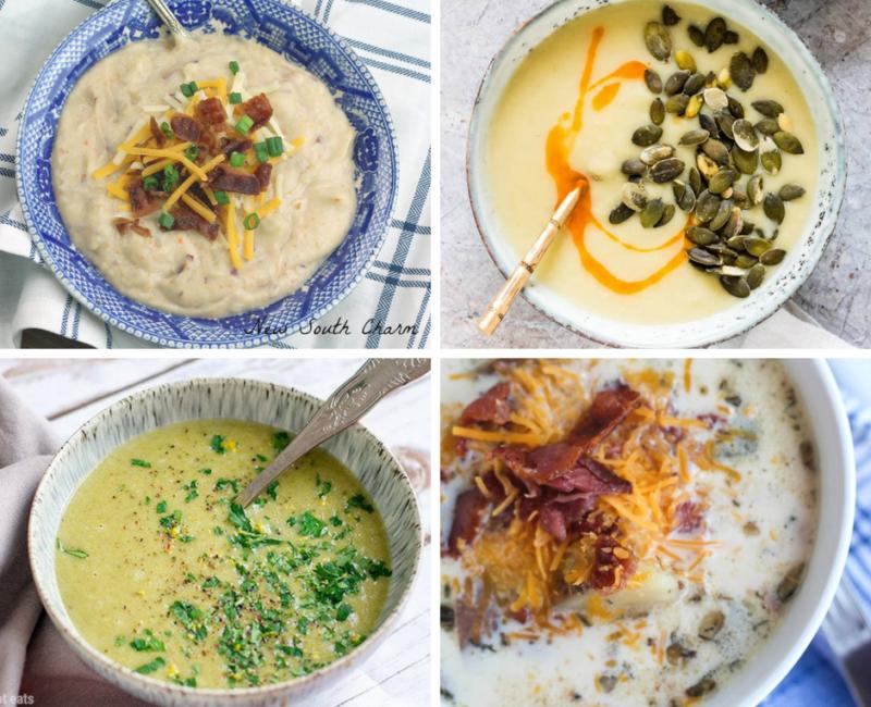 11 of The Best Instant Pot Potato Soup Recipes