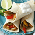 Sous Vide Tequila-Lime Chicken Fajitas Recipe (IP)