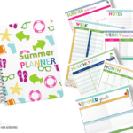 Free Summer Planner Just For You!