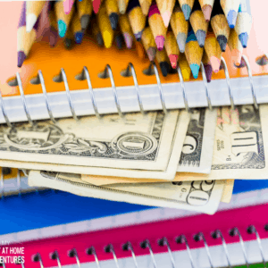 How to Avoid Wasting Money on Back to School Supplies