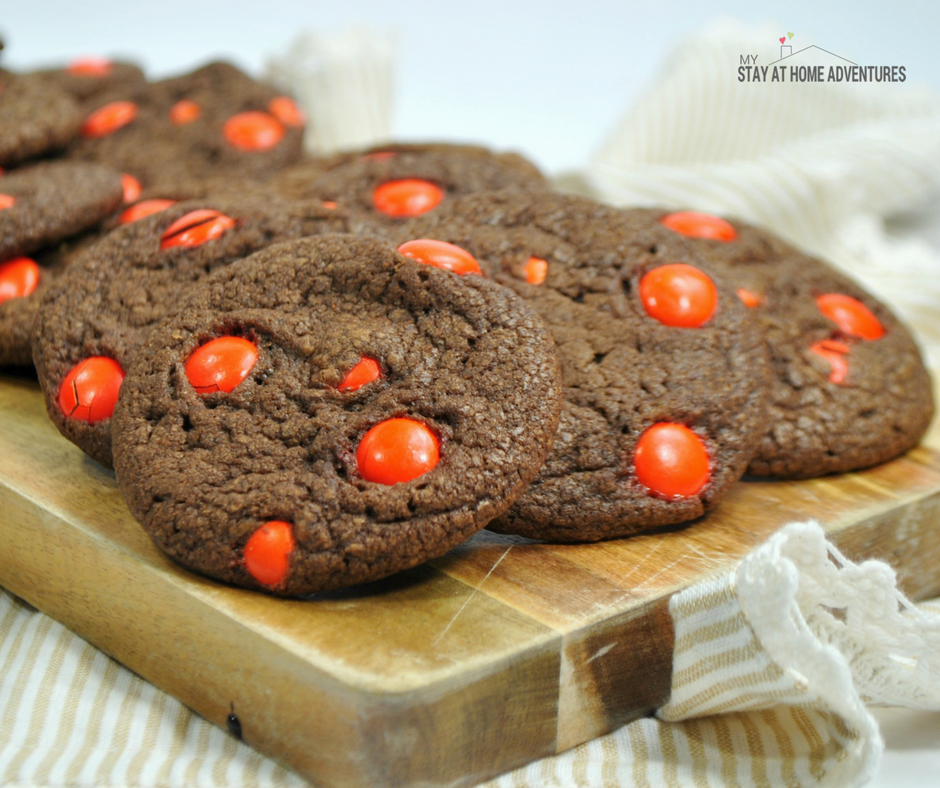 Delicious fall cookies - Hazelnut cookies