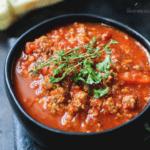 Instant Pot Meat Sauce